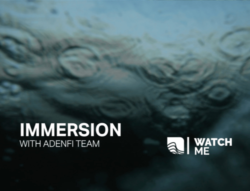 IMMERSION with Adenfi #01